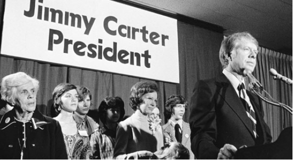 Jimmy Carter, President